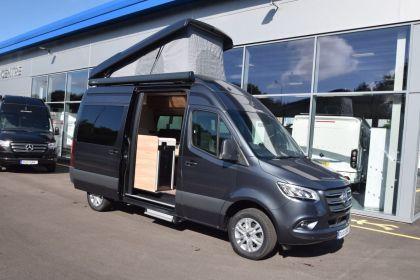 HYMER Camper Van DuoCar S
