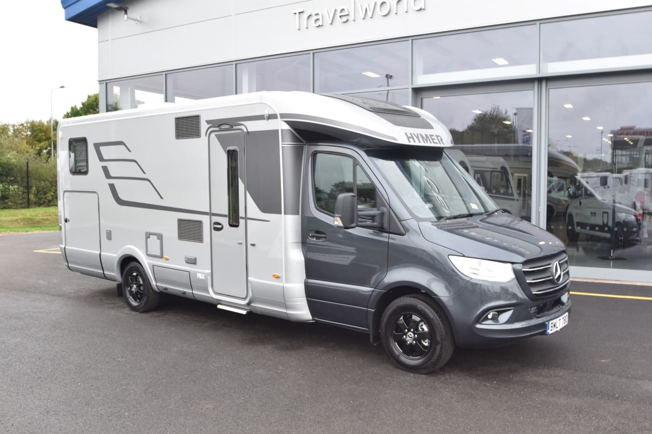 HYMER B Class Master Line BML-T 780