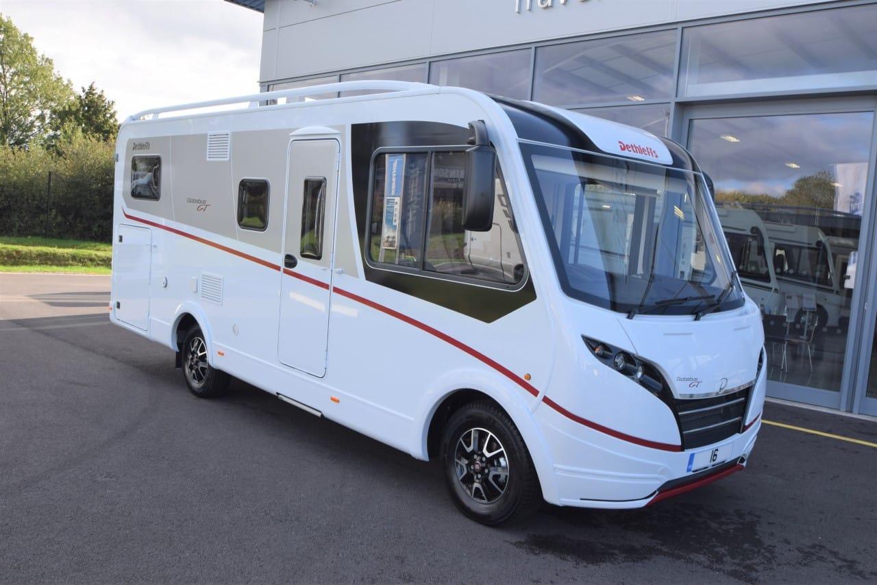 Dethleffs Globebus I006