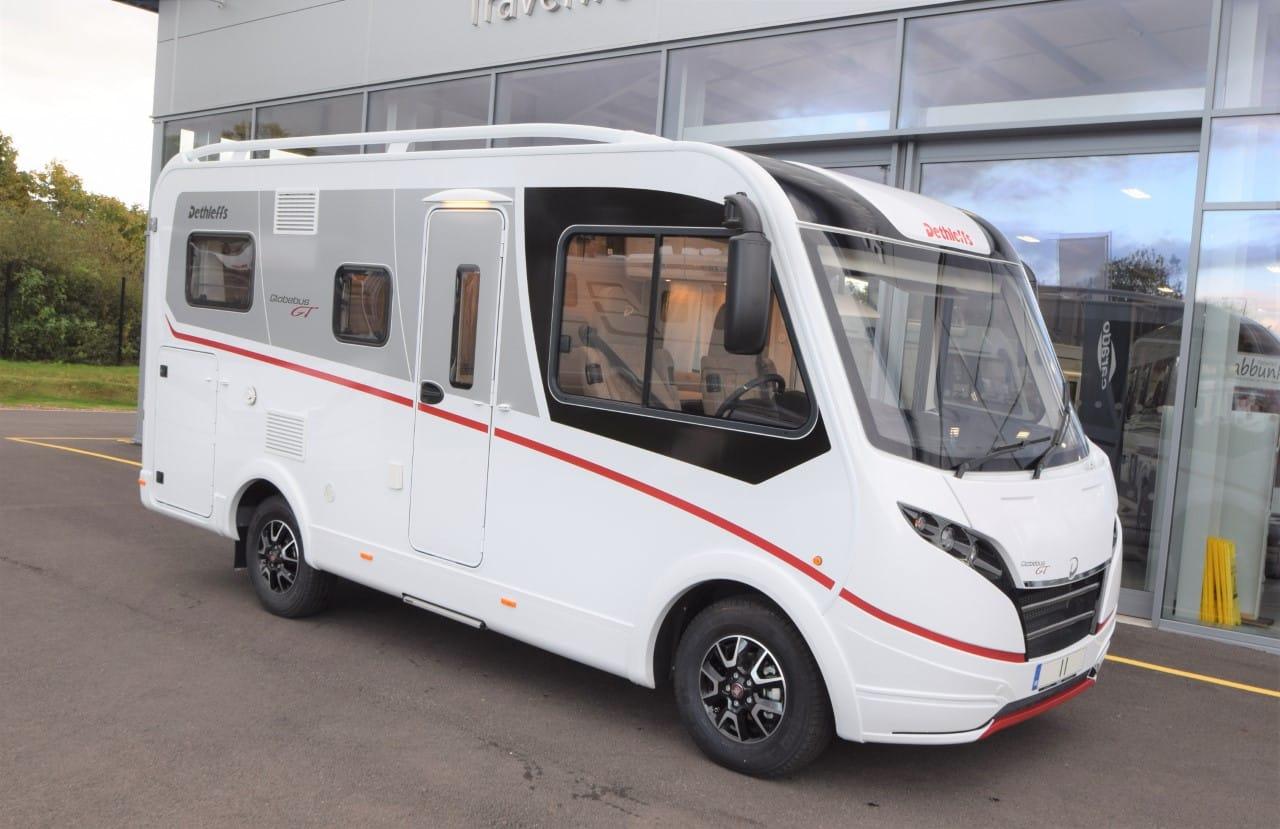 Dethleffs Globebus I001