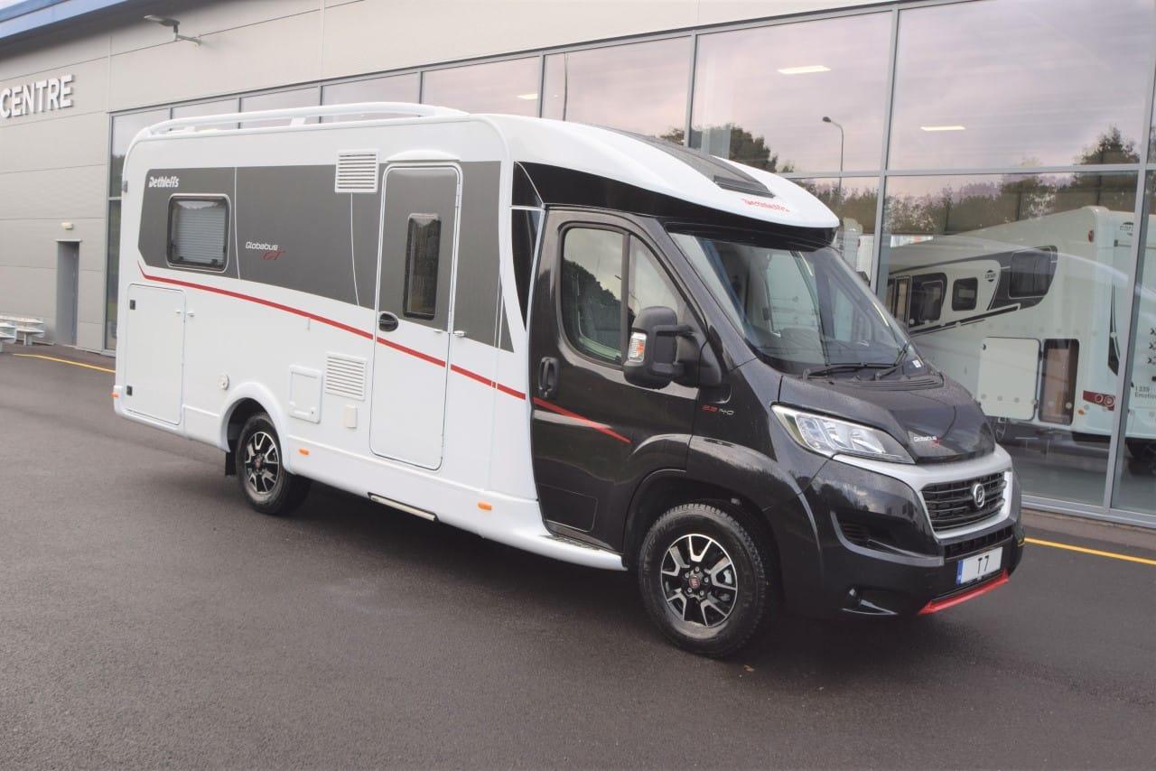 Dethleffs Globebus T007
