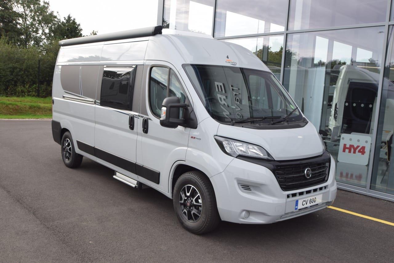 Carado Camper Van 600 Clever+