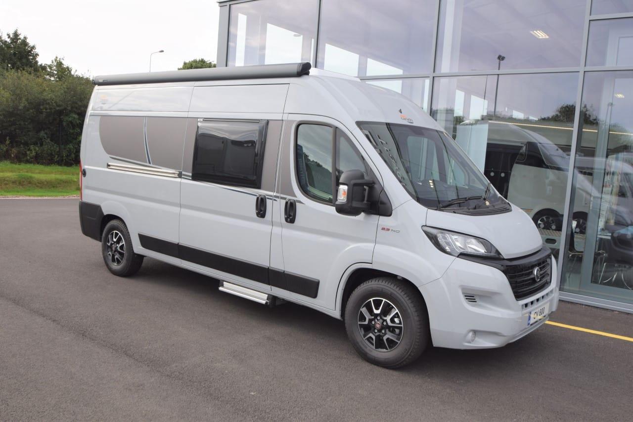 Carado Camper Van 540 Clever+