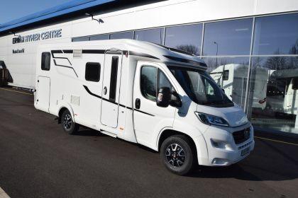 HYMER Exsis-t 580 Pure