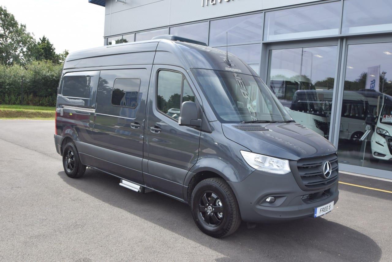 HYMER Camper Van Free S 600