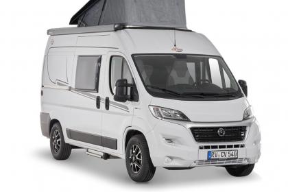 Carado Camper Van 540 Edition15